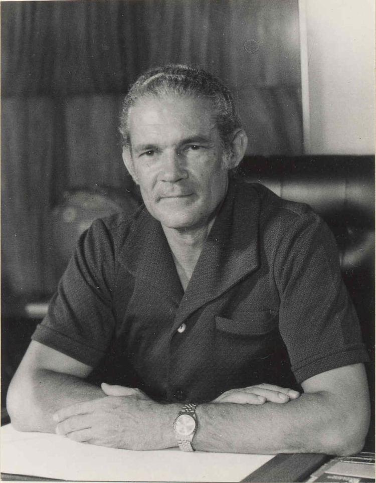 Michael Manley Biographies of Jamaican Personalities AH The National