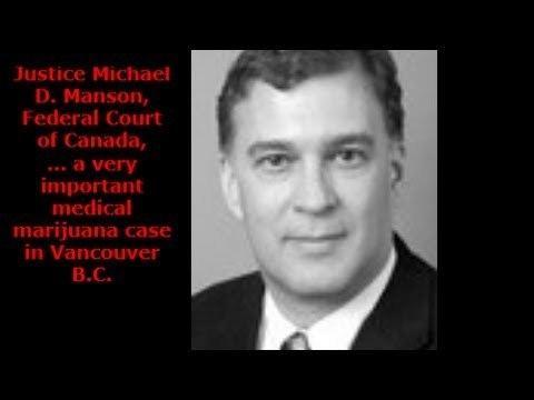 Michael Manson (judge) httpsiytimgcomviGzciOsgkjUMhqdefaultjpg