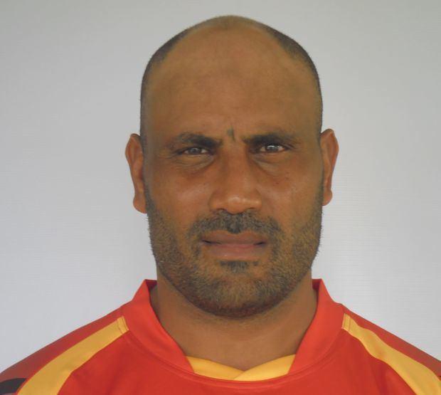 Michael Marum Sport Michael Marum keen to hold onto PNG Kumuls job Radio New