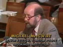 Michael MccGwire Michael MccGwire Wikipedia
