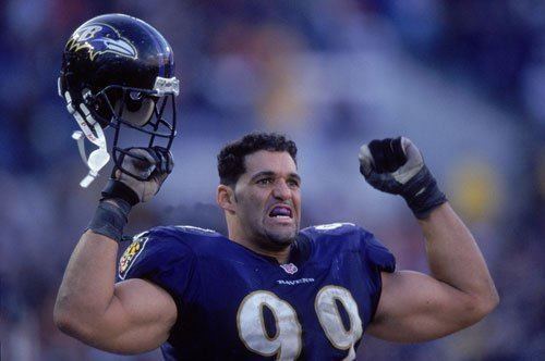 Michael McCrary Top Ravens of AllTime Defensive Line Page 2