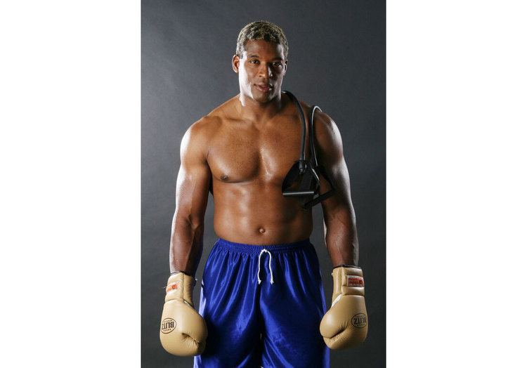 Michael McDonald (kickboxer) Michael McDonald K1 Kickboxing Champ The Human Trainer