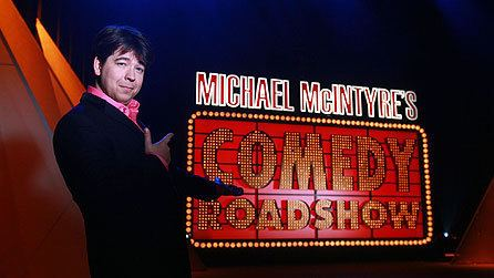 Michael McIntyre's Comedy Roadshow BBC Press Office Michael McIntyre39s Comedy Roadshow returns