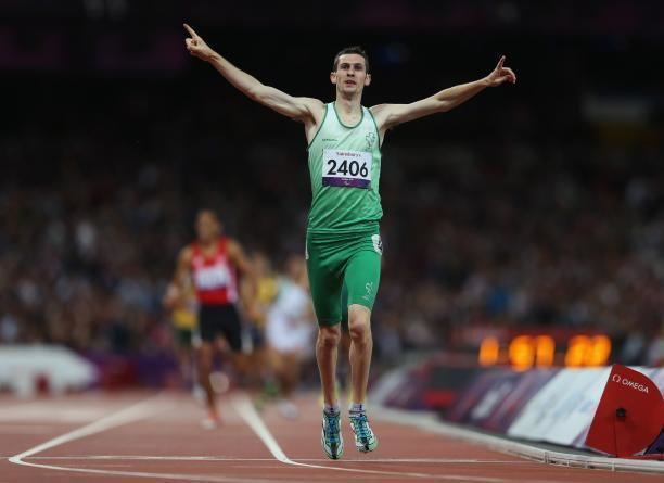 Michael McKillop Michael McKillop IPC Athletics Paralympic Athlete Profile