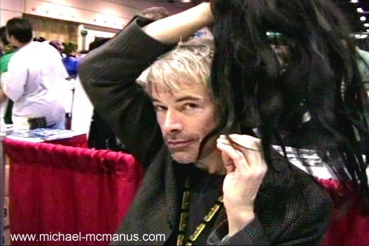 Michael McManus (Canadian actor) Welcome to Michael McManus News Page