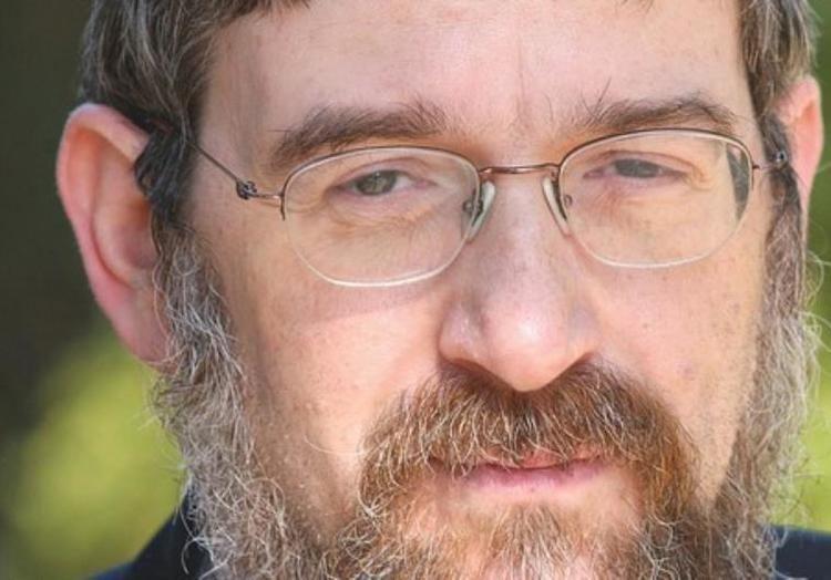 Michael Melchior Melchior blasts Druckman for inviting Elon to his yeshiva
