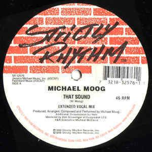 Michael Moog Michael Moog That Sound Vinyl at Discogs