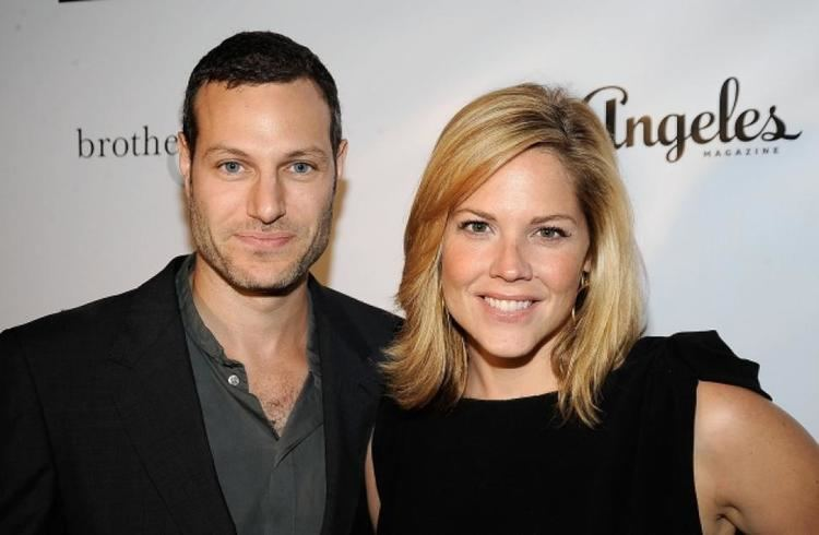 Michael Morris (director) Michael Morris dines out with wife Mary McCormack Sandra