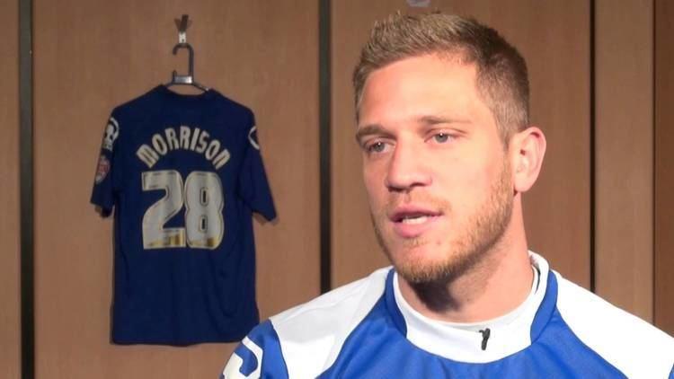 Michael Morrison (footballer) Michael Morrison joins Birmingham City YouTube