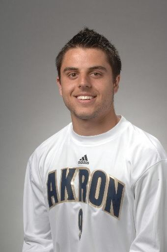 Michael Nanchoff Topranked Akron Zips men39s soccer team faces test against