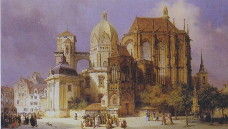 Michael Neher FileMichael Neher 1853 Heiligtumsfahrtjpg Wikimedia Commons