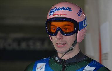 Michael Neumayer Michael Neumayer sylwetka biografia skoki narciarskie