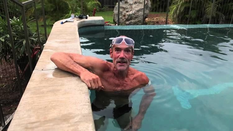Michael Newman (lifeguard) Newmie39s Pool Video YouTube