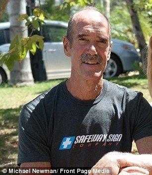 Michael Newman (lifeguard) LA lifeguard who was David Hasslhoffs body double reveals Baywatch