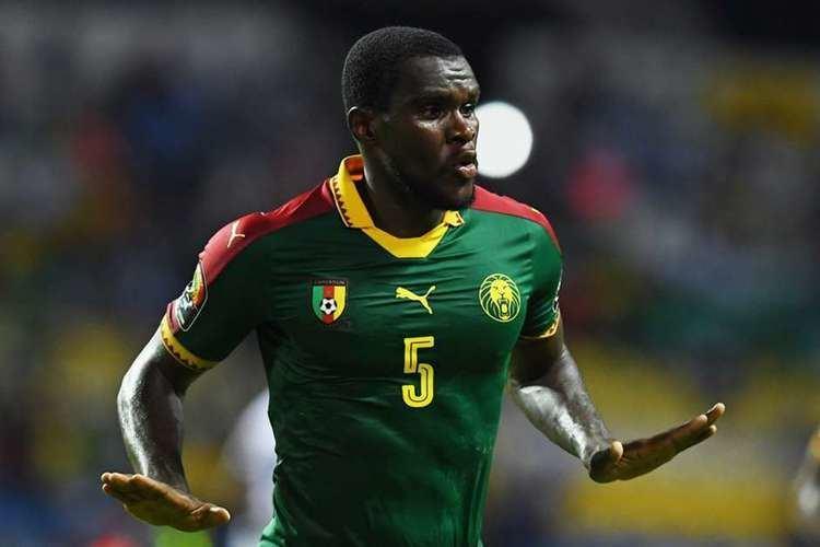 Michael Ngadeu-Ngadjui Michael NgadeuNgadjui Cameroon Goalcom