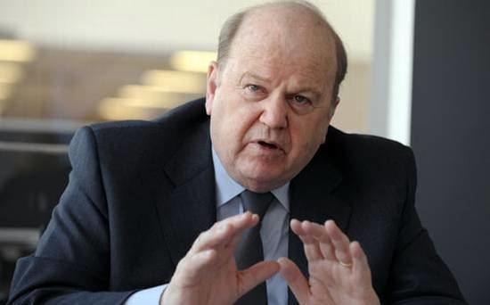 Michael Noonan Government accused of 39threats and bullying39 over fiscal