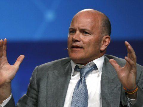 Michael Novogratz Fortress Investment Group39s investors reclaim 800 million