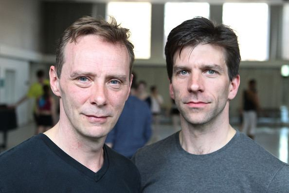 Michael Nunn (dancer) William Trevitt and Michael Nunn Photos Photos Ovations A Chance
