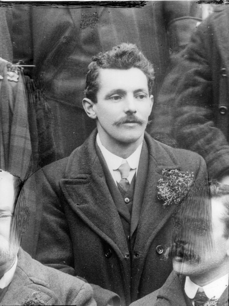 Michael O'Hanrahan National Library of Ireland 1916 Exhibition