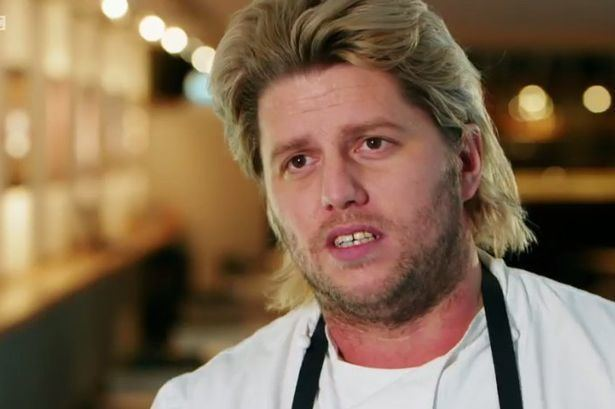 Michael O'Hare (chef) Michelin star chef Michael O39Hare appears on MasterChef and totally