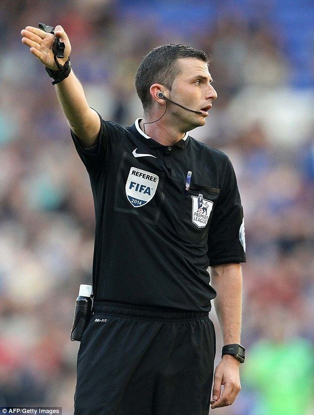 Michael Oliver (referee) FIFA line up Michael Oliver as a possible referee for