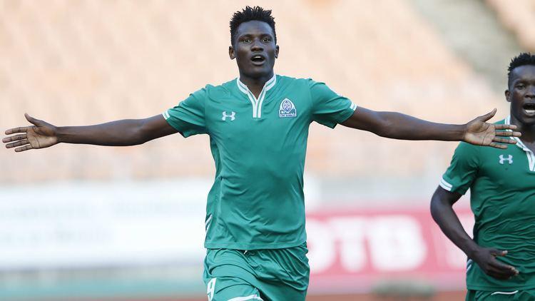Michael Olunga Michael Olunga Bidvest Wits target in focus Goalcom