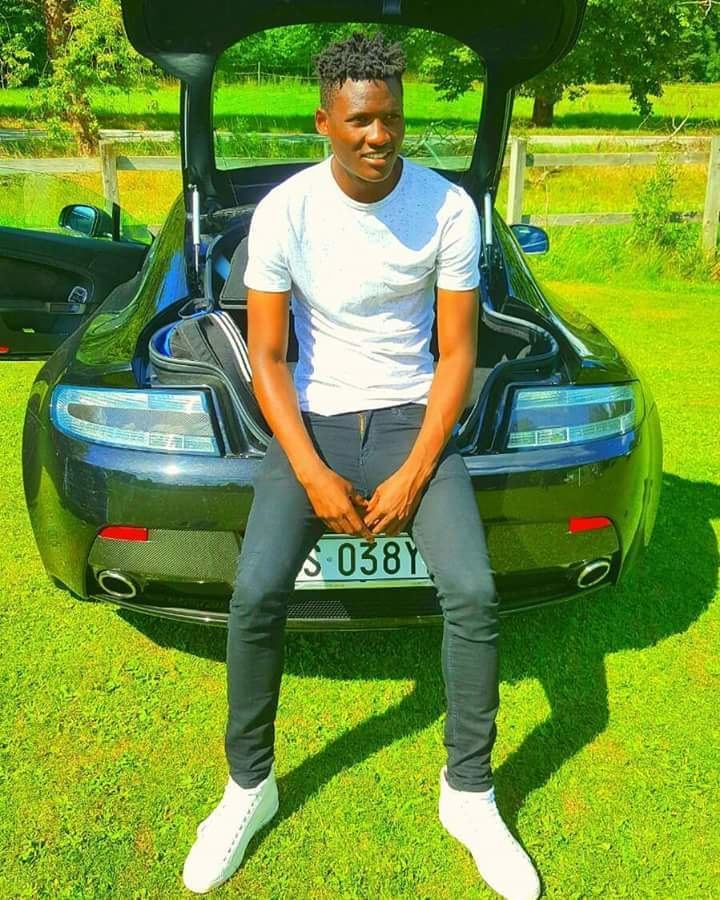 Michael Olunga This Kenyan Footballer Just Bought A Ksh20m Sports Car Naibuzz