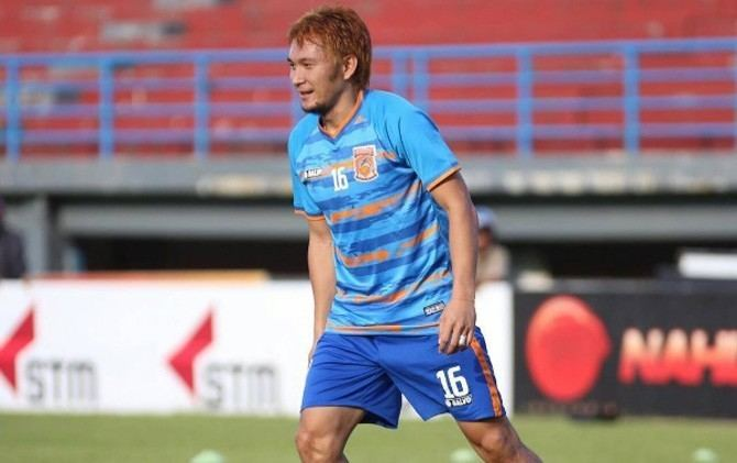 Michael Orah Ini Janji Michael Orah untuk Pusamania Borneo FC