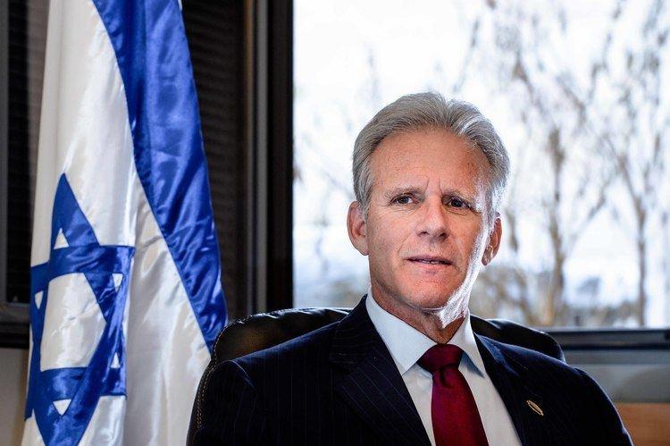 Michael Oren Can Michael Oren Become the Icon of the Israeli Center