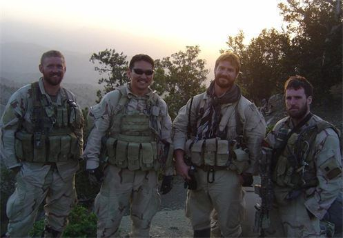 Michael P. Murphy Tactic Supplies Navy Seal Taliban Hunting Club