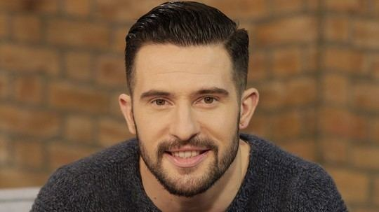 Michael Parr Mike Parr relishes playing a soap villain Showbusiness