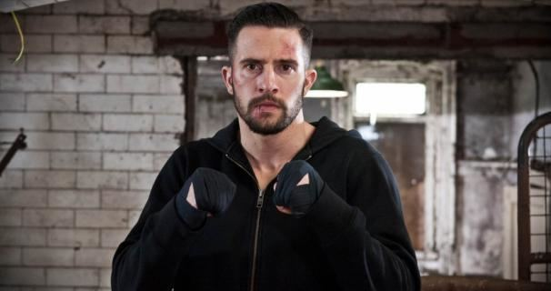 Michael Parr Emmerdale39s Michael Parr injured in training for Ross39s