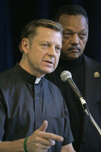Michael Pfleger Michael Pfleger Priest and Radical Disciple Jeff Kelly