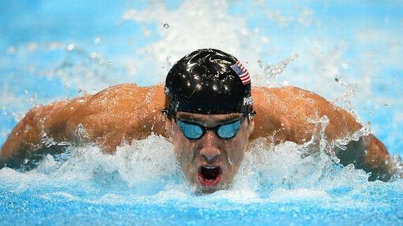 Michael Phelps Michael Phelps