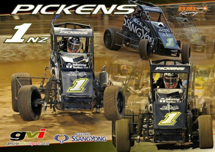 Michael Pickens Genuine Vehicle Imports Sponsorship