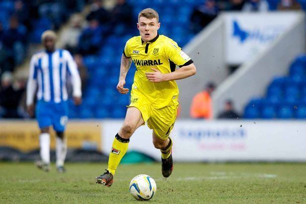 Max Power (footballer) Max Power aims to build on Tranmere Rovers FC momentum