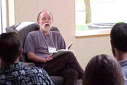 Michael Quinn Patton Michael Quinn Patton 1999 NPCA Conference