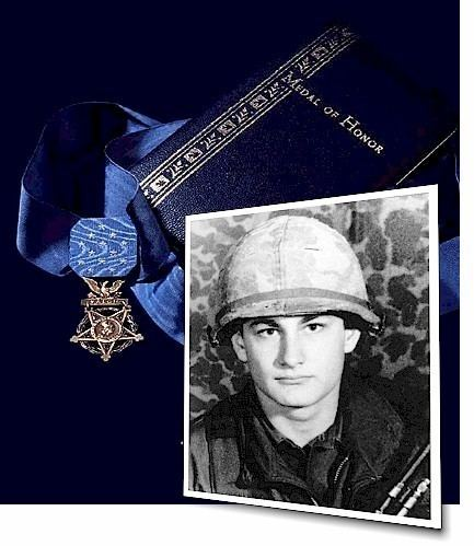 Michael R. Blanchfield Medal of Honor SP4 Michael R Blanchfield