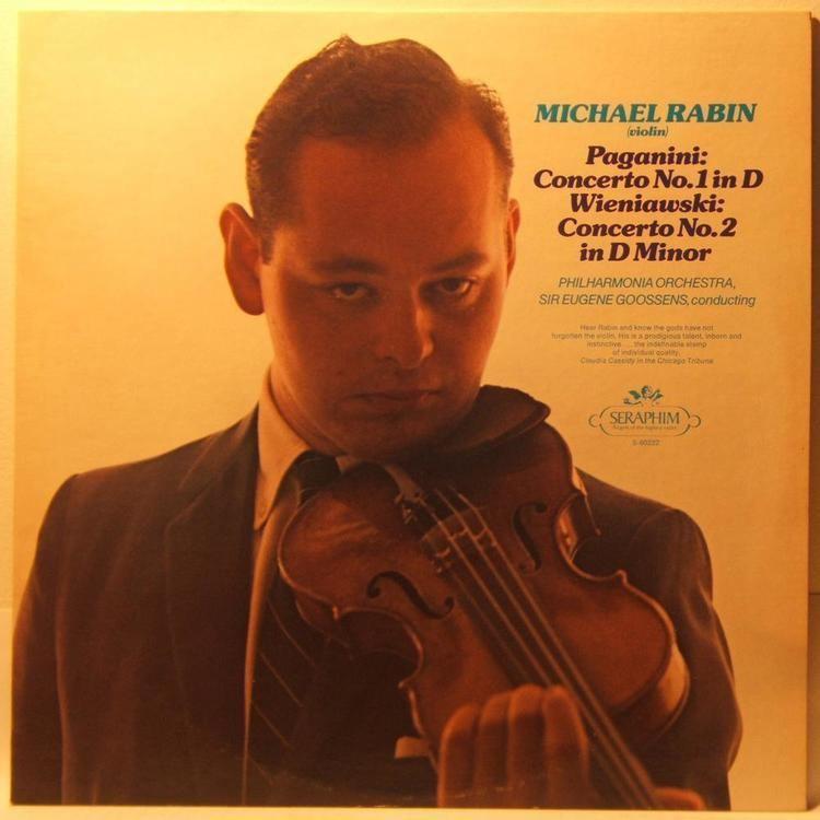 Michael Rabin Michael Rabin Records LPs Vinyl and CDs MusicStack