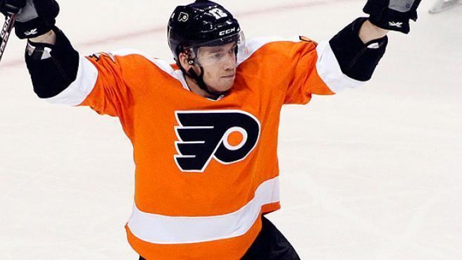 Michael Raffl Michael Raffl an early surprise for Flyers CSN Philly