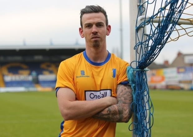 Michael Raynes Raynes ready for Stags home debut after Oxford switch