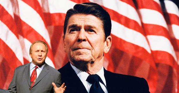 Michael Reagan PresidentRReagonandMichaelReaganjpg