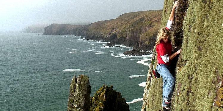 Michael Reardon (climber) Freesolo climber Michael Reardon swept from Irish cliff