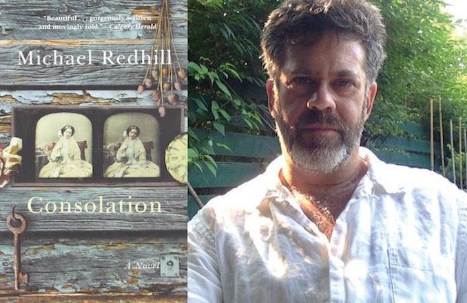 Michael Redhill Consolation by Michael Redhill Toronto Guardian