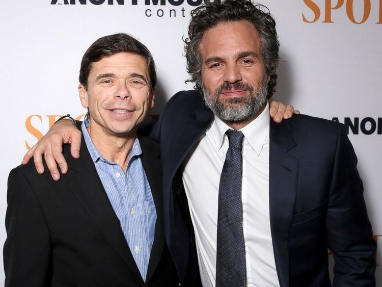 Michael Rezendes The Real Spotlight Meet Team That Inspired the OscarNominated