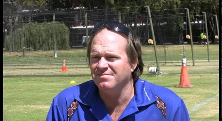Michael Rindel (Cricketer) in the past