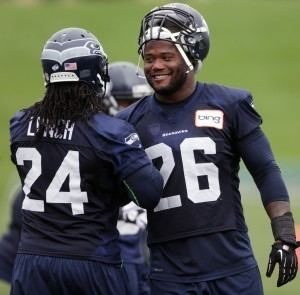 Michael Robinson (fullback) Why Seahawks39 popular Michael Robinson could be expendable