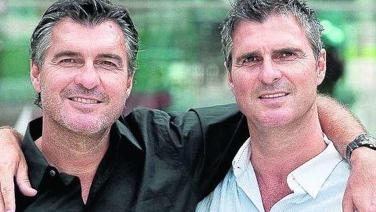 Michael Roth (handball) Sie werden heute 50 Zwillinge Michael und Uli Roth im