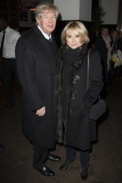 Michael Rudman Peter and Alice opening night Tatler