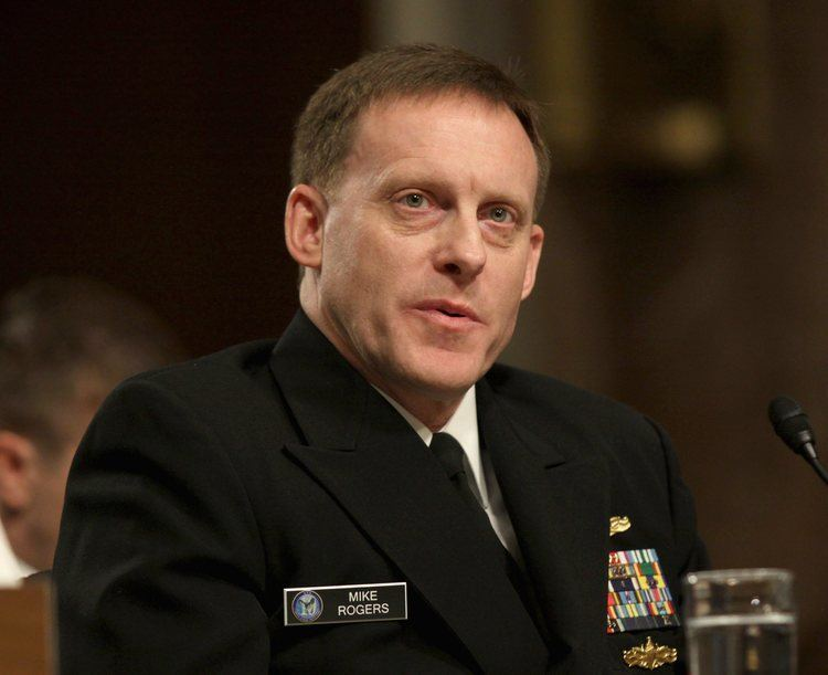 Michael S. Rogers Inside the Ring Cybercom39s Michael Rogers confirms Russia